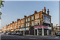 TQ3192 : Shops in Green Lanes, London N13 by Christine Matthews