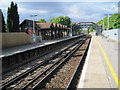 TQ3262 : Sanderstead railway station, Greater London by Nigel Thompson