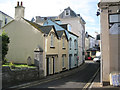 SX9473 : Cottages, Dawlish Street, Teignmouth by Robin Stott