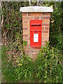 TM3588 : The Castle Postbox by Adrian Cable