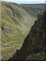 NY4708 : Steel Pike, Longsleddale by Karl and Ali
