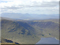 NN4844 : View west northwest from Stùc an Lochain by Nigel Brown