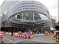 SP0686 : New Street Station, New Stephenson Street Entrance (2) by Roy Hughes