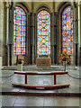 TR1557 : Canterbury Cathedral, Trinity Chapel by David Dixon