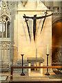 TR1557 : Martyrdom, Canterbury Cathedral by David Dixon