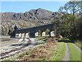 NM7284 : Loch nan Uamh viaduct : Week 20