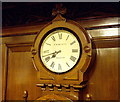 J3374 : Clock, Belfast City Hall by Rossographer