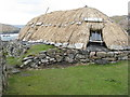 NB1944 : Blackhouse at Na Gearannan by M J Richardson