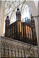 SE6052 : The Organ, York Minster by J.Hannan-Briggs