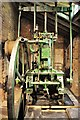 SP0981 : Sarehole Mill - Auxiliary steam engine by Ashley Dace