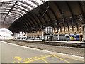 SE5951 : York station, platform 6 by Stephen Craven
