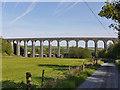 SN8041 : Cynghordy viaduct by Nigel Brown