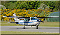 NM9035 : G-EEWS departing Oban Airport by The Carlisle Kid