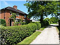 SJ8158 : Cottages at Boden Hall by Richard Law
