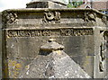 ST5258 : Ubley Cross (SW face) by Neil Owen