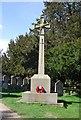 TQ5952 : Shipbourne War Memorial by N Chadwick