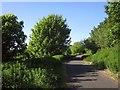 SX5390 : Granite Way near Sourton by Derek Harper