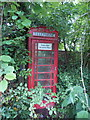 ST7908 : Belchalwell: there's the phone box! by Chris Downer