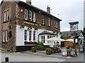 SJ5574 : Horseshoe Inn, Kingsley by Alex McGregor