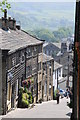 SE0337 : Main Street, Haworth by Philip Halling