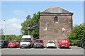 NS8995 : Devon Colliery pump house by Alan Murray-Rust