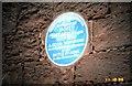 Photo of James Thomson blue plaque