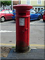 SP7627 : Victorian pillar box by Philip Jeffrey