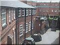 SP0688 : Old workshops within the Jewellery Quarter by Sarah Charlesworth