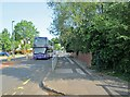 SK5644 : The 89 bus on Edwards Lane by John Sutton