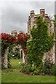 TQ3499 : Old Manor House Garden, Capel Manor, Enfield : Week 26