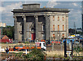 SP0787 : Former station, Curzon Street, Birmingham by Stephen Richards