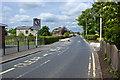 SD5034 : Traffic calming in Woodplumpton by Ian Greig