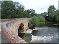 SP9556 : Harrold Bridge by Bikeboy