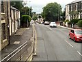 SD9604 : Oldham Road, Springhead by Gerald England