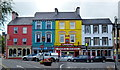 W1233 : Colourful buildings in Skibbereen by Jonathan Billinger