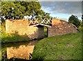 SP1764 : Stratford-Upon-Avon Canal, Bridge#49 by David Dixon