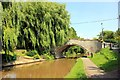 SJ4465 : Rowton Bridge (Bridge 120), Shropshire Union Canal by Jeff Buck