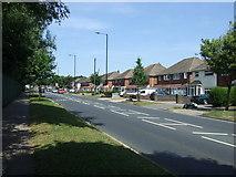 SP0694 : Aldridge Road by JThomas