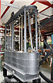 SJ8397 : Museum of Science & Industry - beam engine by Chris Allen