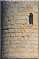 TQ7825 : Bodiam Castle tower by Oast House Archive