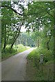 TQ1462 : Drive to Arbrook Farm by Hugh Craddock