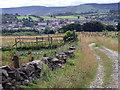 SJ9895 : Harrop Edge Road by Stephen Burton