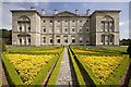 SE9364 : Sledmere House and parterre by Paul Harrop