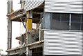"J3374 : The ""Interpoint"" Building, Belfast #5 by Albert Bridge"