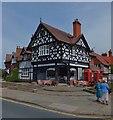 SJ3384 : The Village Tea Rooms Port Sunlight by Richard Hoare