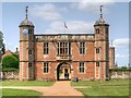 SP2556 : The Gatehouse to Charlecote Park by David Dixon