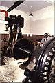 SE0925 : Calderdale Industrial museum - high-speed engine by Chris Allen