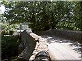 ST6464 : Culverhay Bridge by Neil Owen