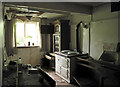 SH6037 : Old farmhouse kitchen on Ynys Gifftan : Week 36