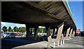 J3474 : Station Street/Bridge End flyover, Belfast (4 in 2013) : Week 36